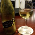Two Twisted Posts' Chardonnay 2015